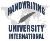 Handwriting University.com