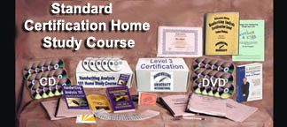Handwriting analysis home study certification course