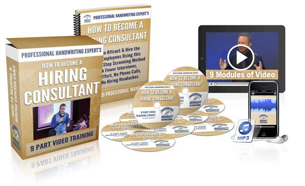 hiring consultant