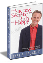 Bart Baggetts latest book on leadership and Success Traits