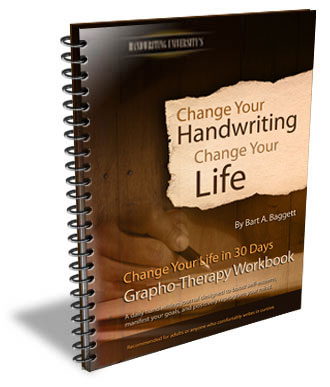 change your writing